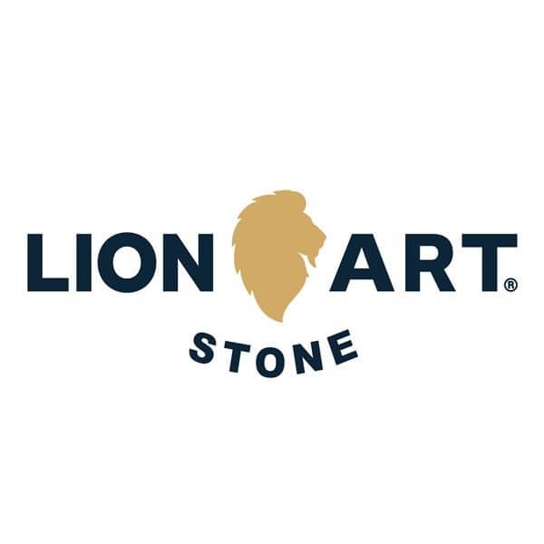 Lion Stone Art