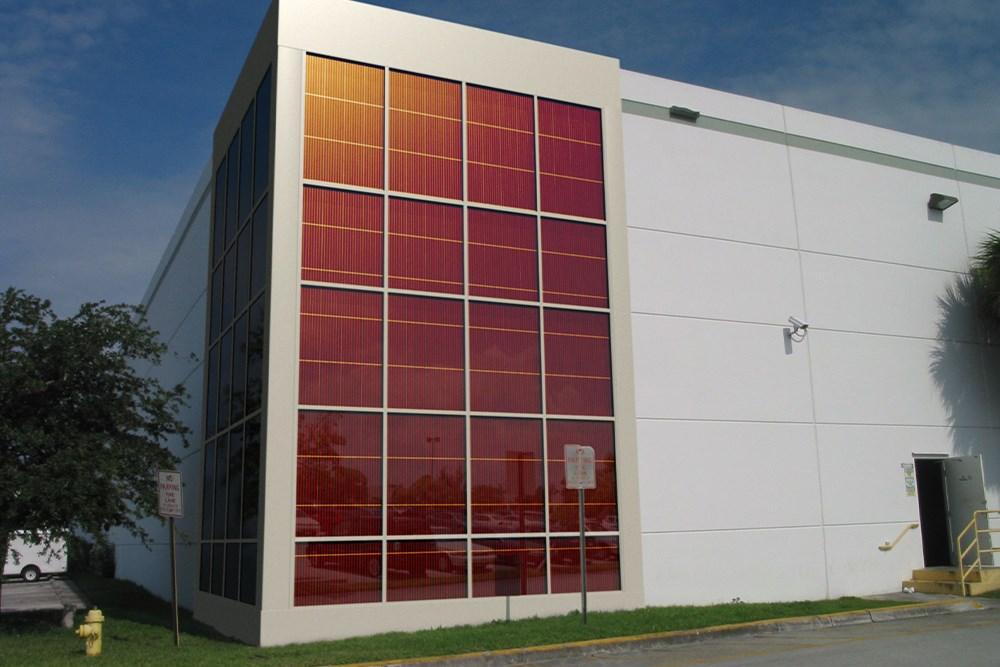 Bina Cephelerinde Fotovoltaik Sistem