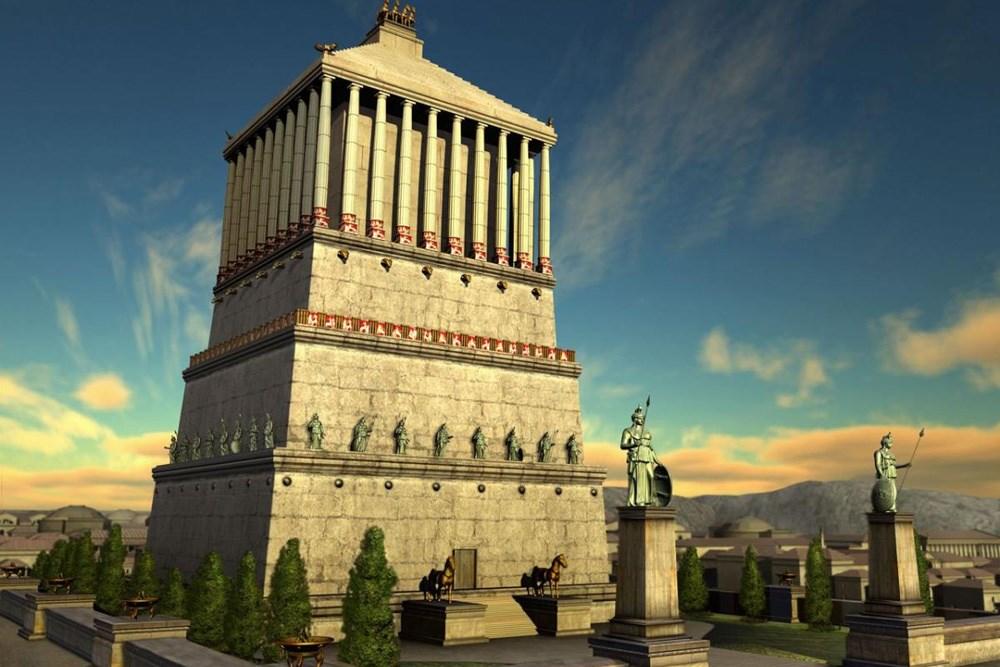 Halikarnas Mozolesi Açıkhava Müzesi