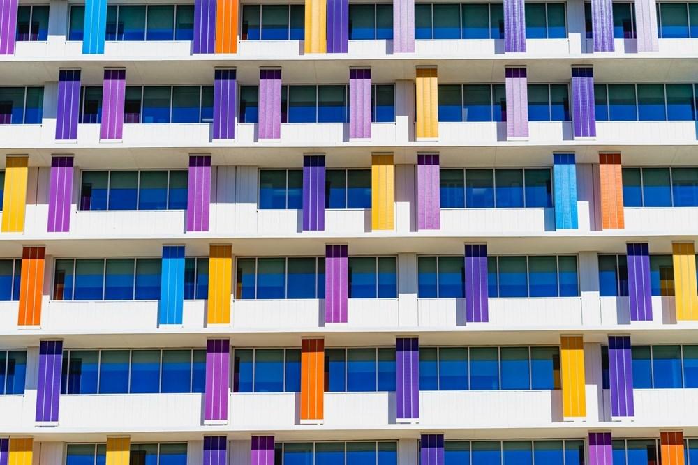 Renklerin Gücü ve Sağlık Yapılarında Renk Kullanımı