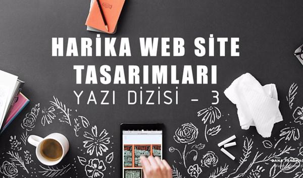 Harika Web Site Tasarımları - III