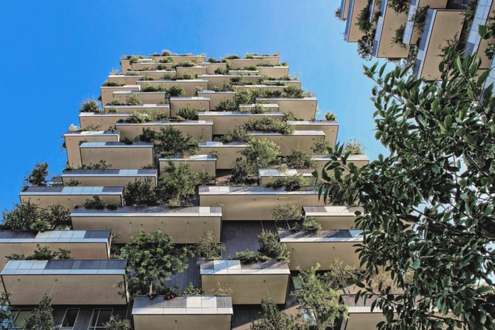 Daha Yeşil Binalar için Malzemelerde Yenilikler