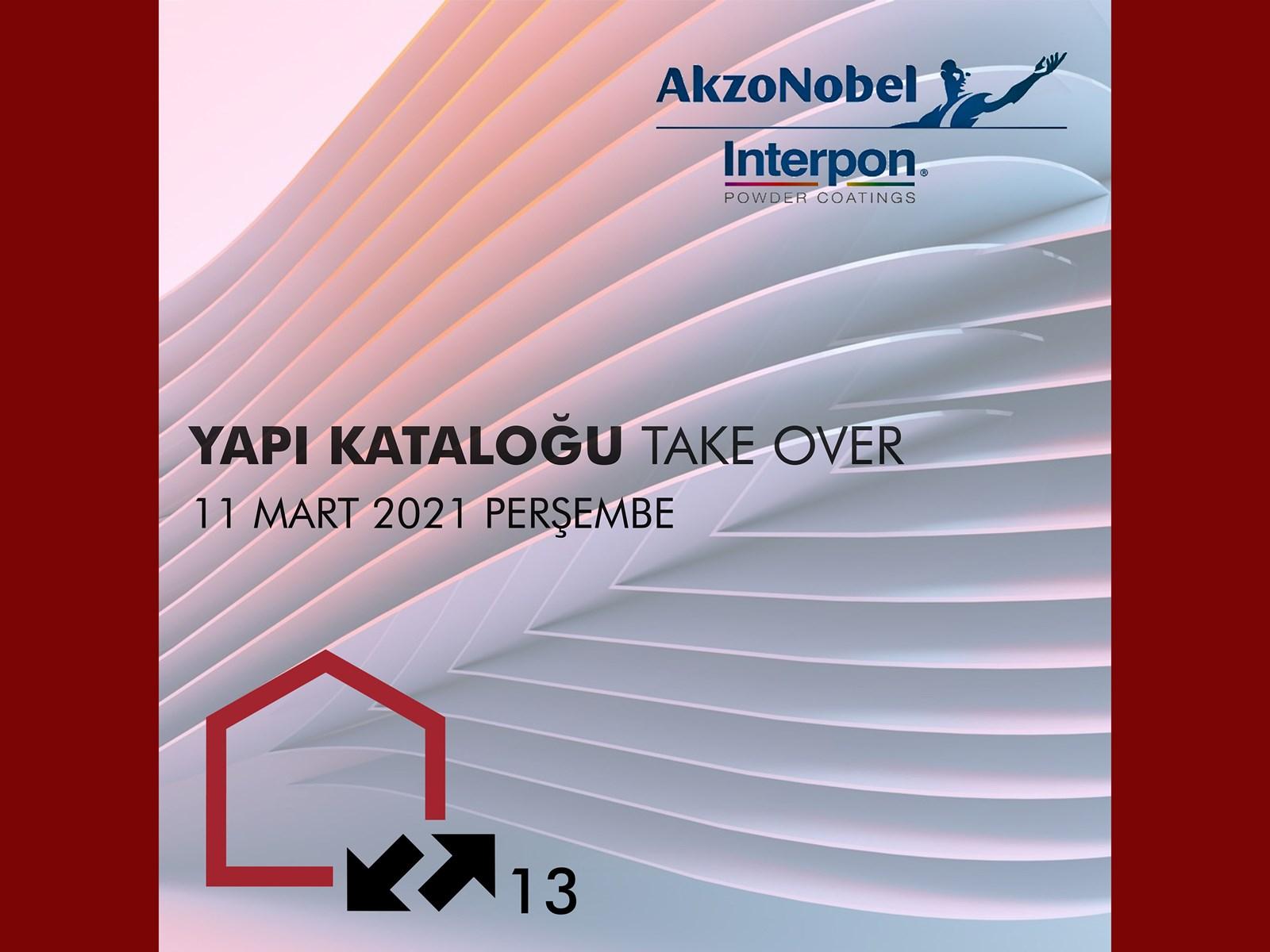 TakeOver #13 - Akzo Nobel