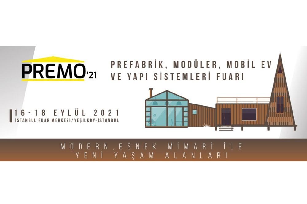 PREMO - Prefabrik, Modüler, Mobil Ev ve Yapı Sistemleri Fuarı