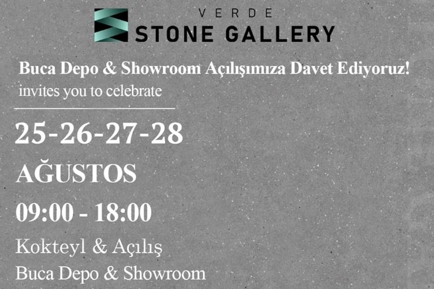 Verde Stone Gallery Açılışı