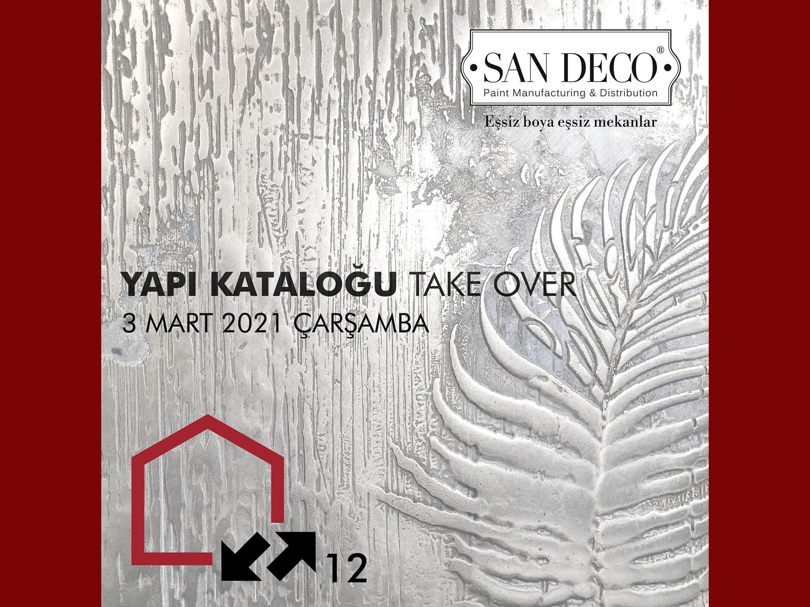 TakeOver #12 - San Deco