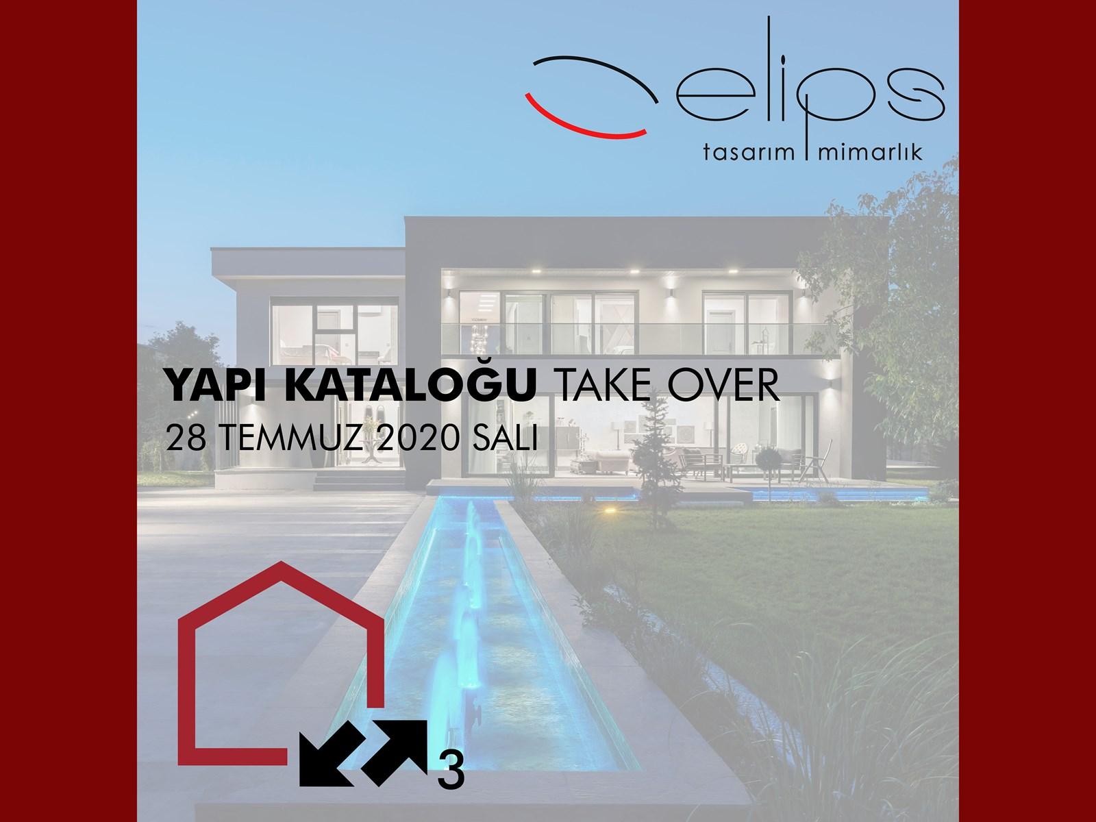 TakeOver #3 - Elips Tasarım Mimarlık
