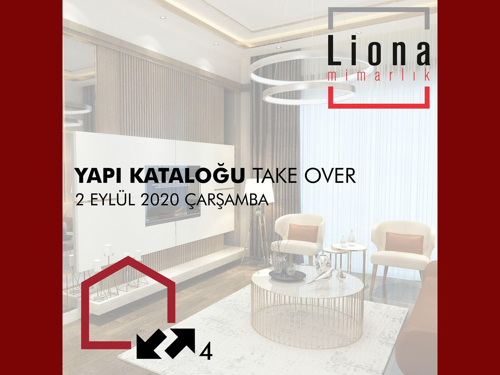 TakeOver #4 - Liona Mimarlık