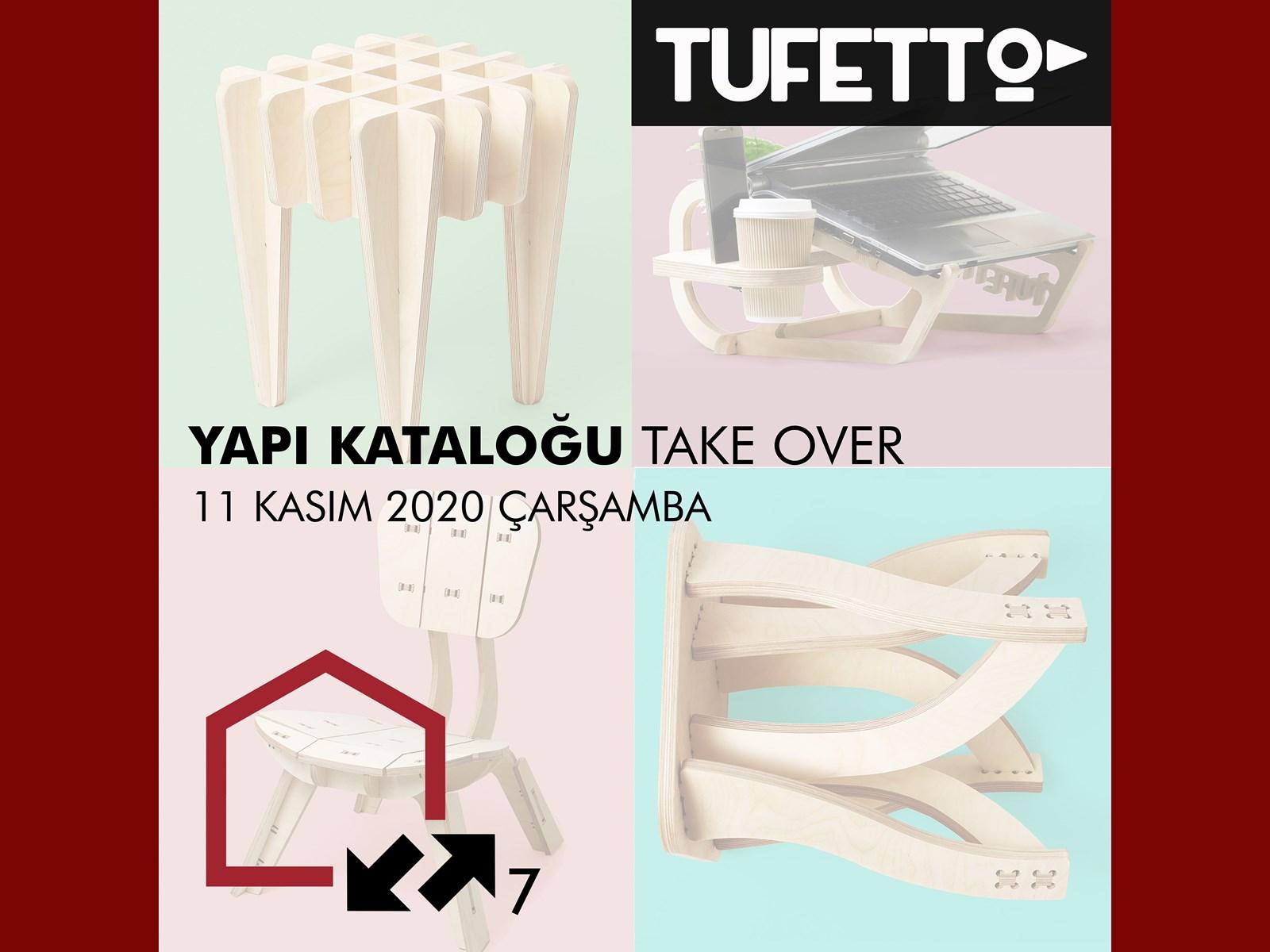 TakeOver #7 - Tufetto