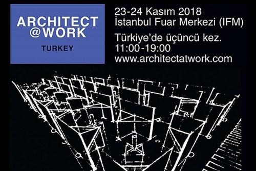 ARCHITECT@WORK Istanbul 2018