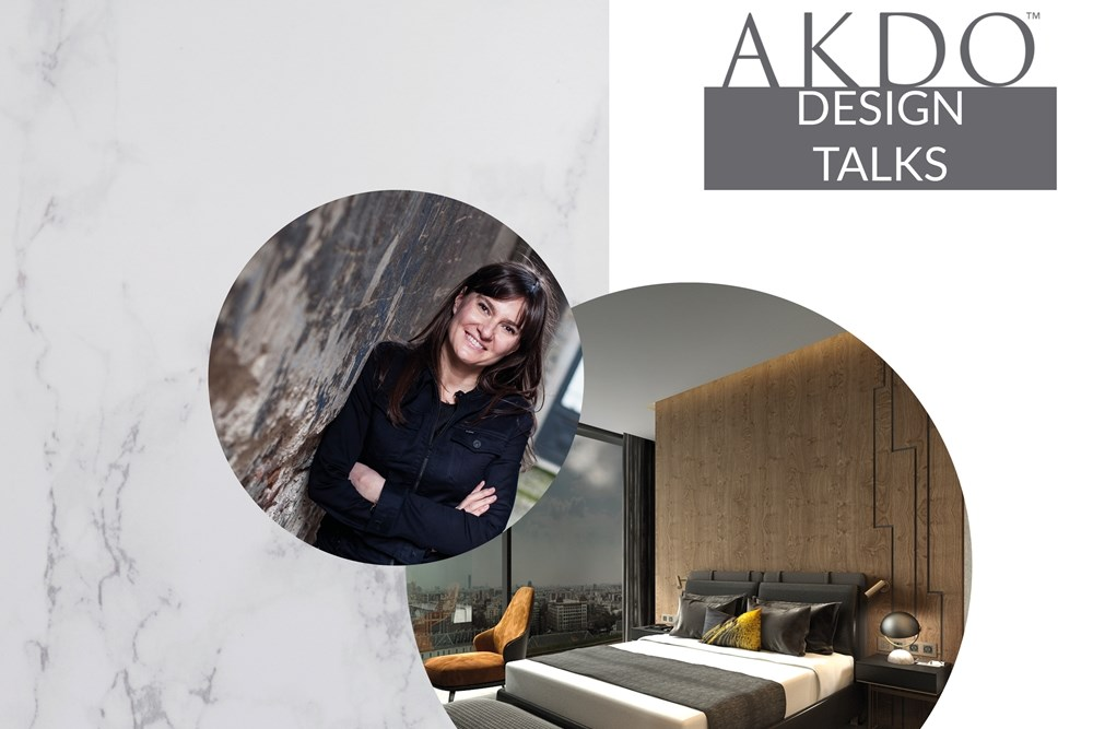 AKDO Design Talks | Yeşim Kozanlı (Yeşim Kozanlı Architects | Robins Design)