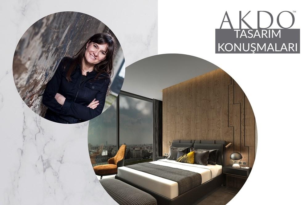 AKDO Tasarım Konferansları | Yeşim Kozanlı (Yeşim Kozanlı Architects | Robins Design)