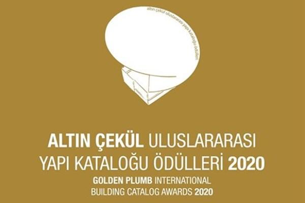 Altın Çekül Uluslararası Yapı Kataloğu Ödülleri