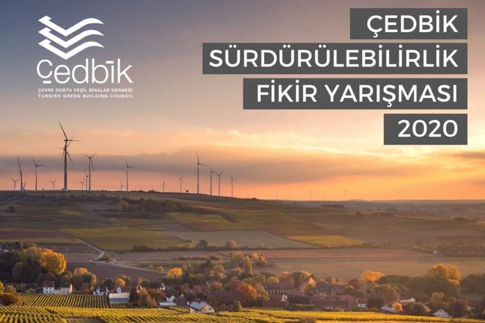 ÇEDBİK Sürdürülebilirlik Fikir Yarışması - 2020