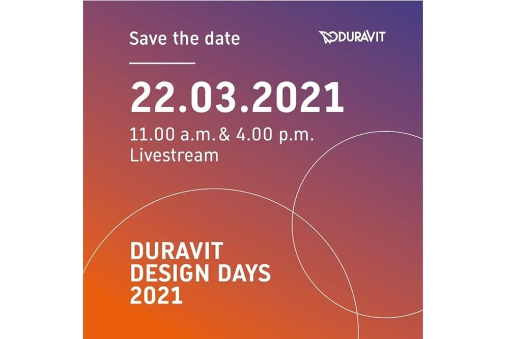 Duravit Design Days 2021
