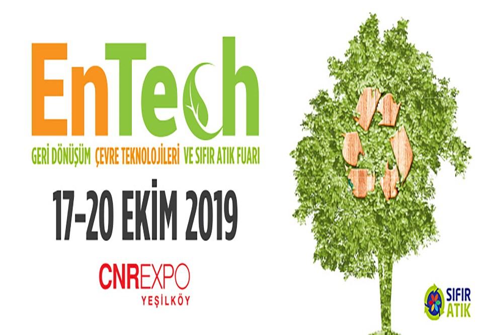 ENTECH - Geri Dönüşüm Çevre Teknolojileri ve Sıfır Atık Fuarı