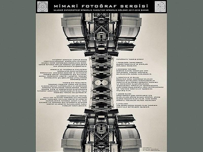 Uludağ Üniversitesi Mimari Fotoğraf Sergisi