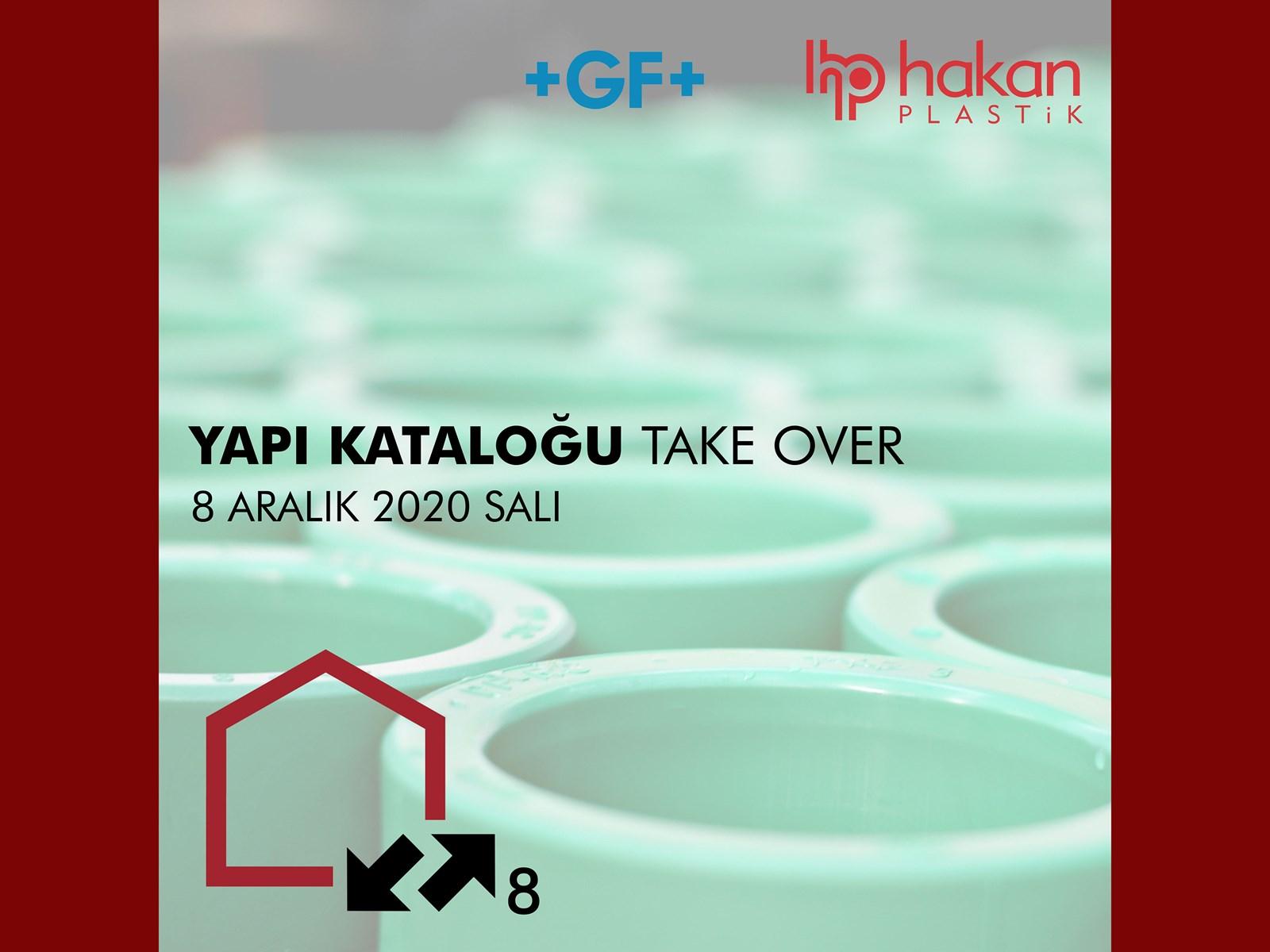 TakeOver #8 - GF Hakan Plastik