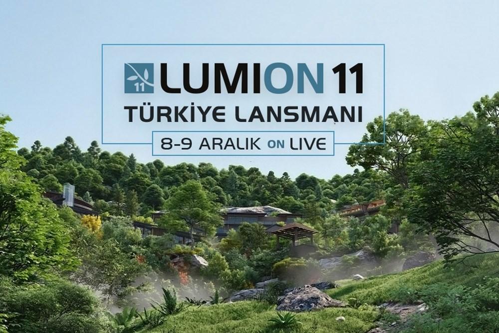LUMION 11 Türkiye Lansmanı