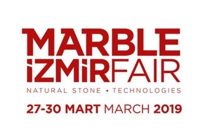 25. MARBLE İzmir - Uluslararası Doğaltaş ve Teknolojileri Fuarı