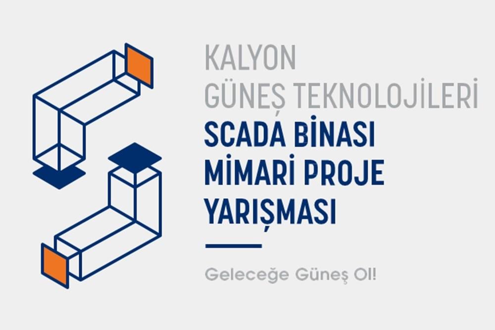 Karapınar GES SCADA Binası Mimari Proje Yarışması