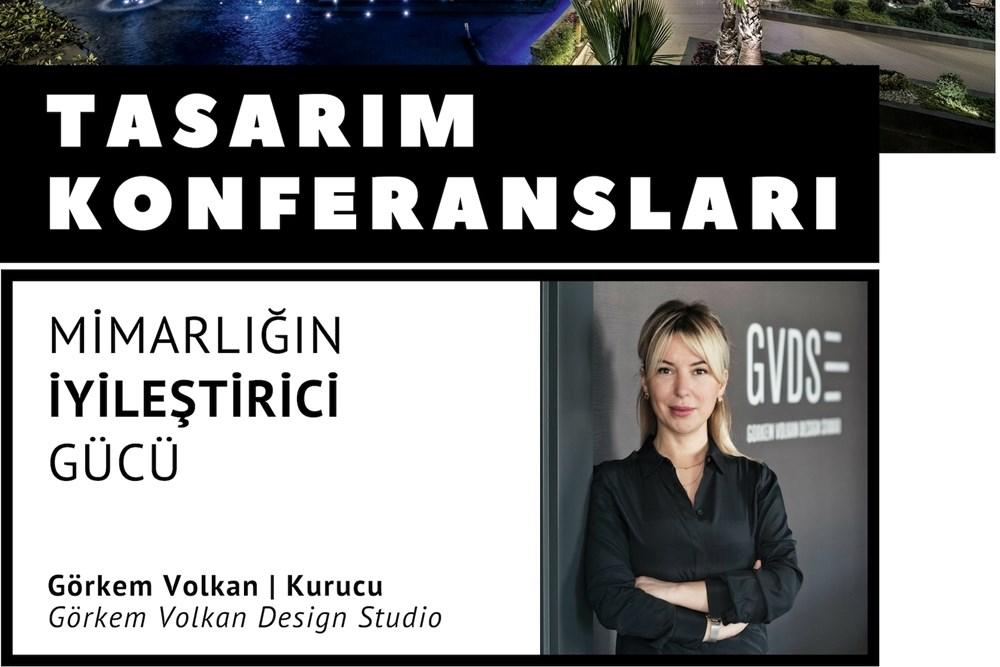 AKDO Tasarım Konferansları | Görkem Volkan (Görkem Volkan Design Studio)