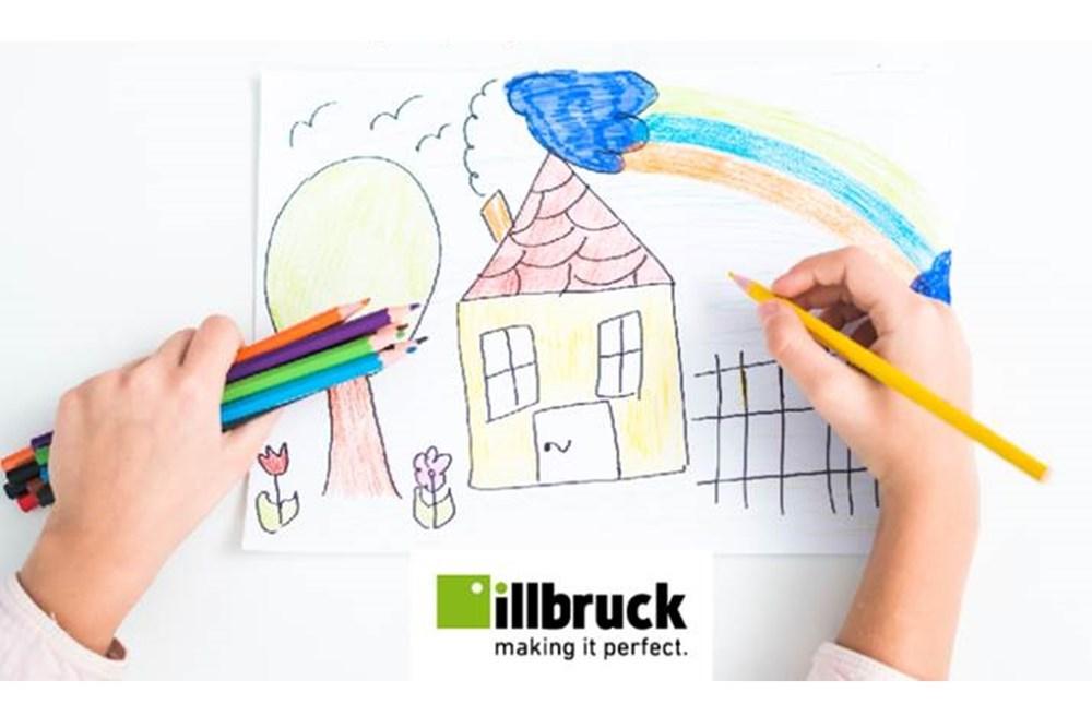illbruck 23 Nisan Ödüllü Resim Yarışması