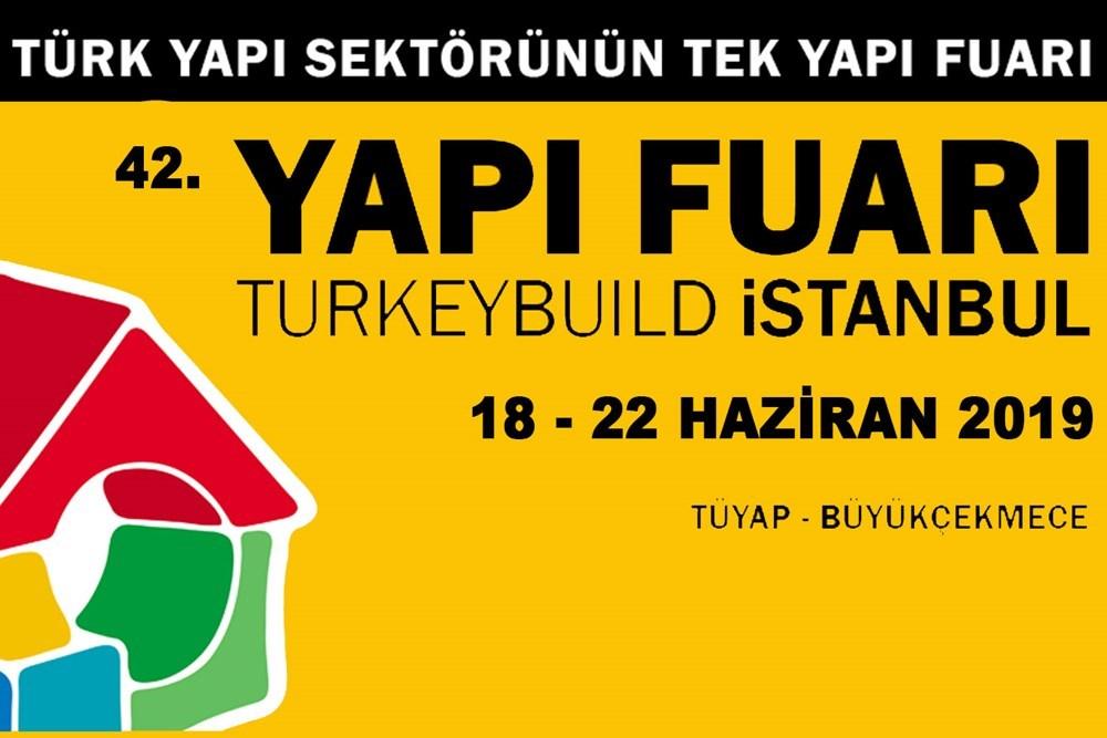 Yapı Fuarı - Turkeybuild İstanbul 2019