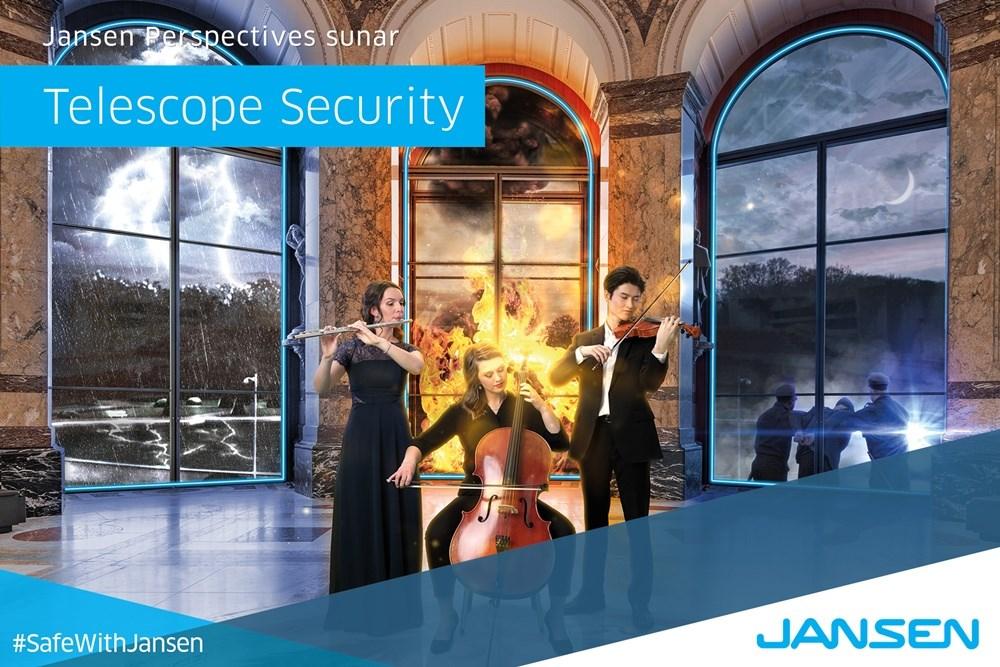 Jansen Perspectives - Telescope Security