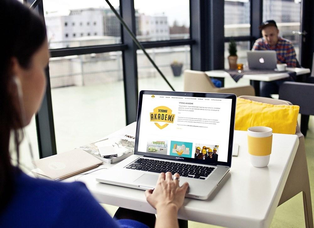 Ytong Akademi Online Eğitim ve Seminerlerle Sürüyor