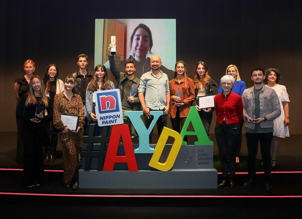 Asya'nın En Prestijli Tasarım Ödülleri Sahiplerini Buldu