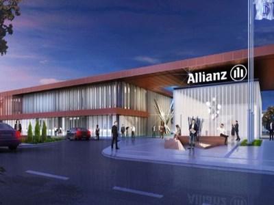 Devam Etmekte Olan ALLIANZ Türkiye Binası'nda TRIMline Ürünleri Kullanılıyor