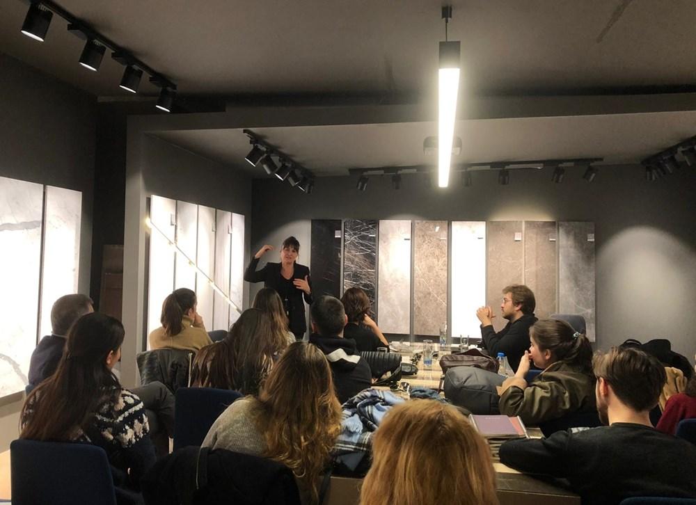 """AKDO, """"Tasarım Konuşmaları""""nın Şubat Ayı Oturumunda Mimar Yeşim Kozanlı'yı Ağırladı"""