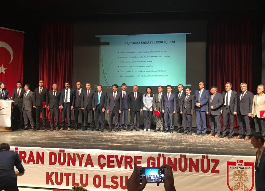En Çevreci Kurum/İşletme Ödülü Silkar'a!