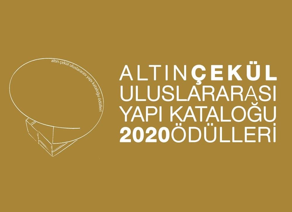 Altın Çekül Ödülleri Yapı Kataloğu ile Yeniden Hayat Buluyor!