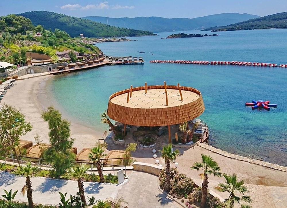 Bodrum Peninsula Beach Bar Projesi Architecture Design Awards Ödülünü Kazandı