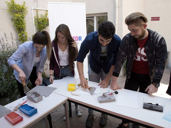 Alligator Ayvansaray Üniversitesi Öğrencileri ile Bir Araya Geldi