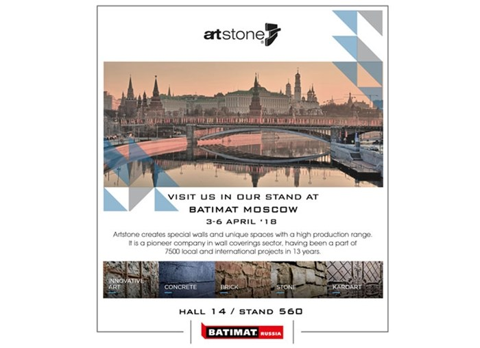 """We Are Taking Place in """"Batimat Russia 2018 Fair"""""""