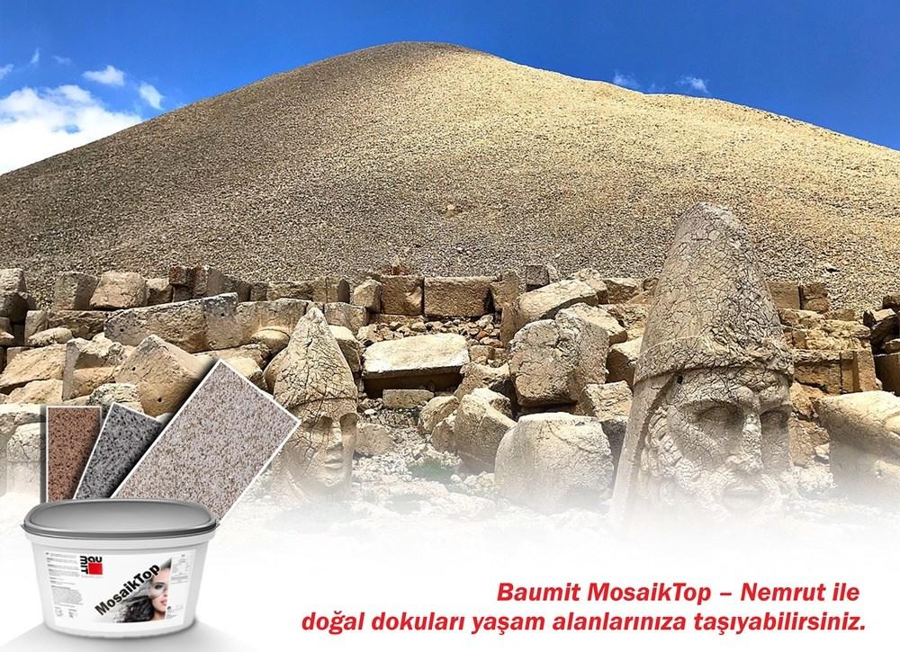 Baumit MosaikTop ile Estetik ve Dayanıklılık Zirvede!