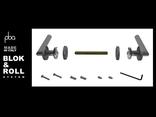 Pba'dan Aksesuar Montajını Kolaylaştıran Patentli Yeni Sistem: Block & Roll.