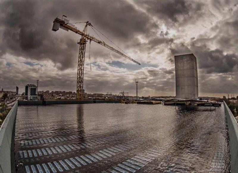 Avrasya Tüneli Tüp Geçiş Projesi BTM'ye Emanet