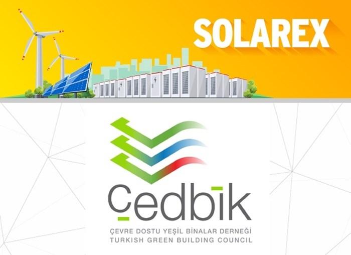 ÇEDBİK Solarex İstanbul'da!