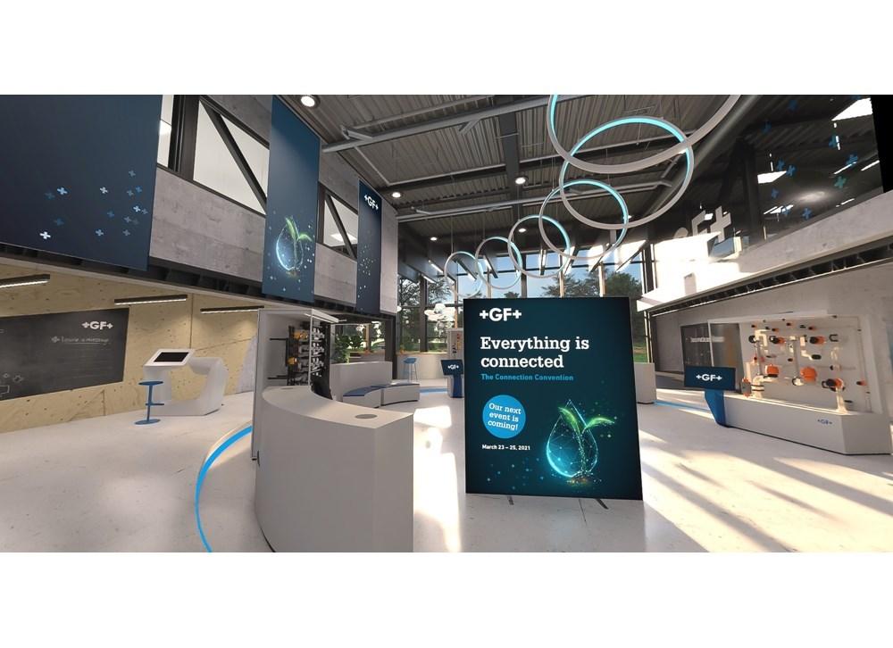 GF'den bir ilk daha: The Connection Convention - Gerçek bir dijital boru sistemi deneyimi!
