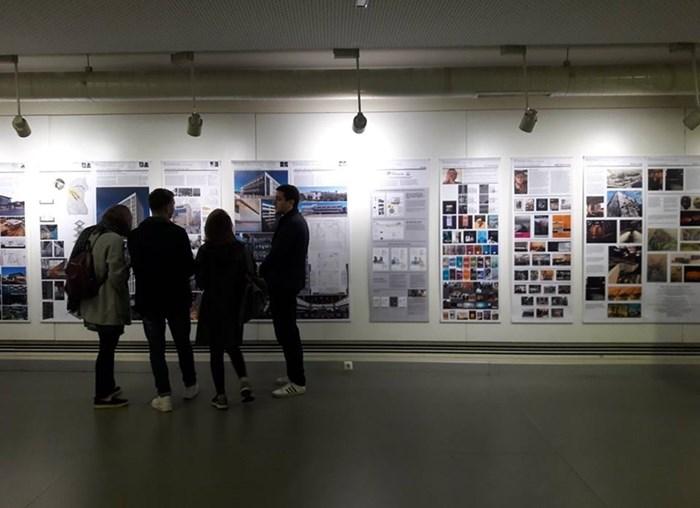 2018 / XVI. Ulusal Mimarlık Sergisi'nin Rotası Genişliyor