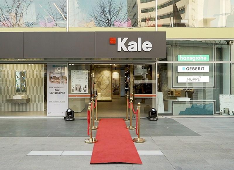 Kale, Yeni Nesil Mağazacılık Anlayışı ile Tüketicilere Dijital Çözümler Sunuyor