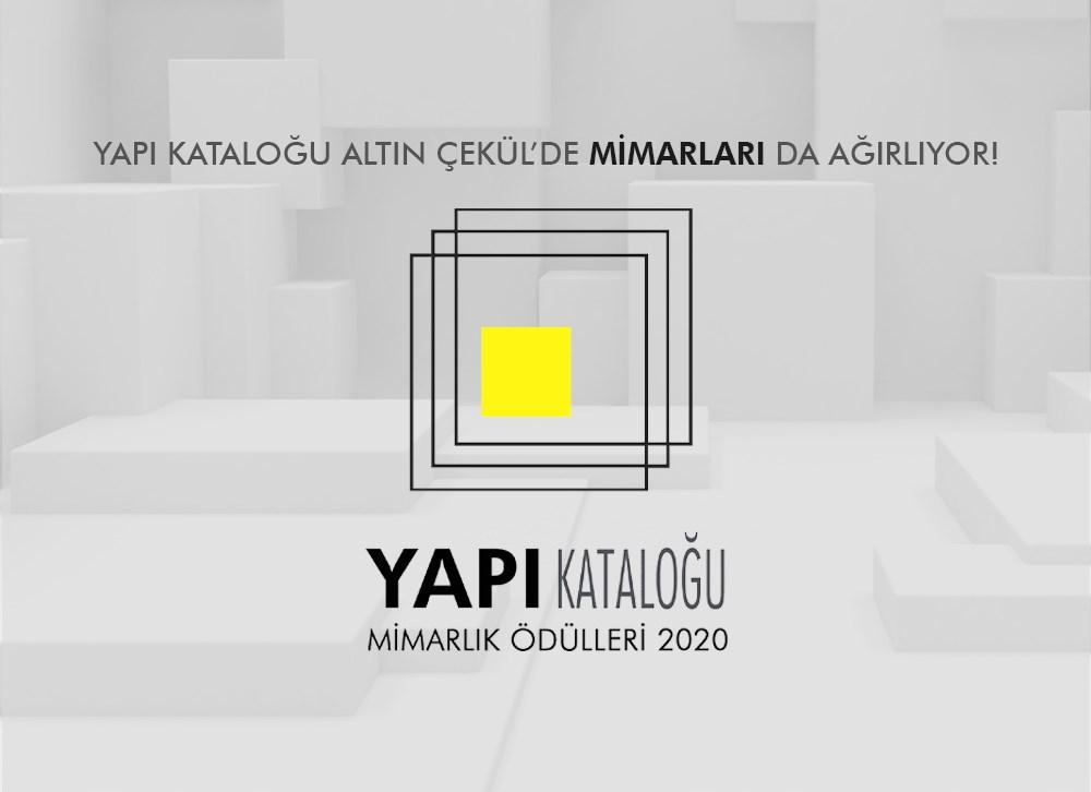 Yapı Kataloğu Mimarlık Ödülleri 2020