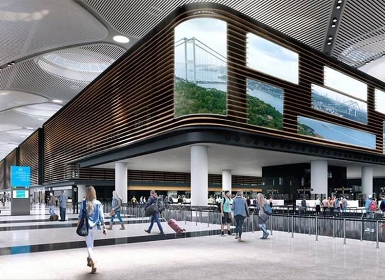 Granitaş İstanbul Yeni Havalimanında Çözüm Ortağı Oldu