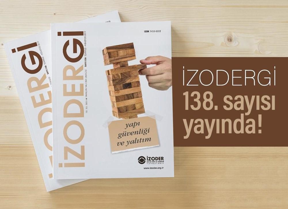 İZODERGİ Yeni Sayısı Okuyucularla Buluştu
