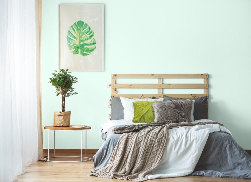 Bi'Boya'dan Evlere Yaz Havasını Taşıyan Duvar Boyası Renkleri