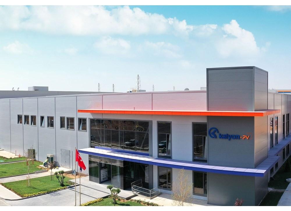 Doğu İklimlendirme Yangın ve Duman Damperleri Kalyon Güneş Teknolojileri Fabrikasında